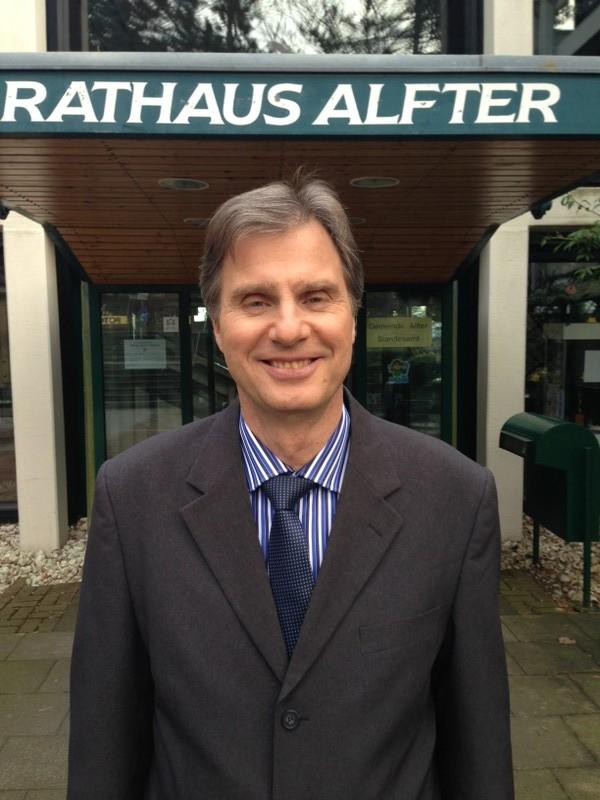 Bürgermeisterkandidat Thomas klaus